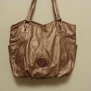 Relic Rose Gold Handbag Purse